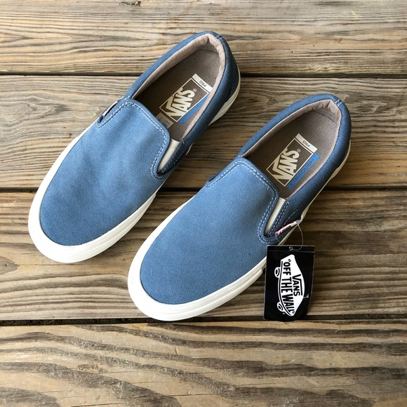 484572293df Vans Slip-On Pro UltraCush Shoes MENS SIZE 7 NWT